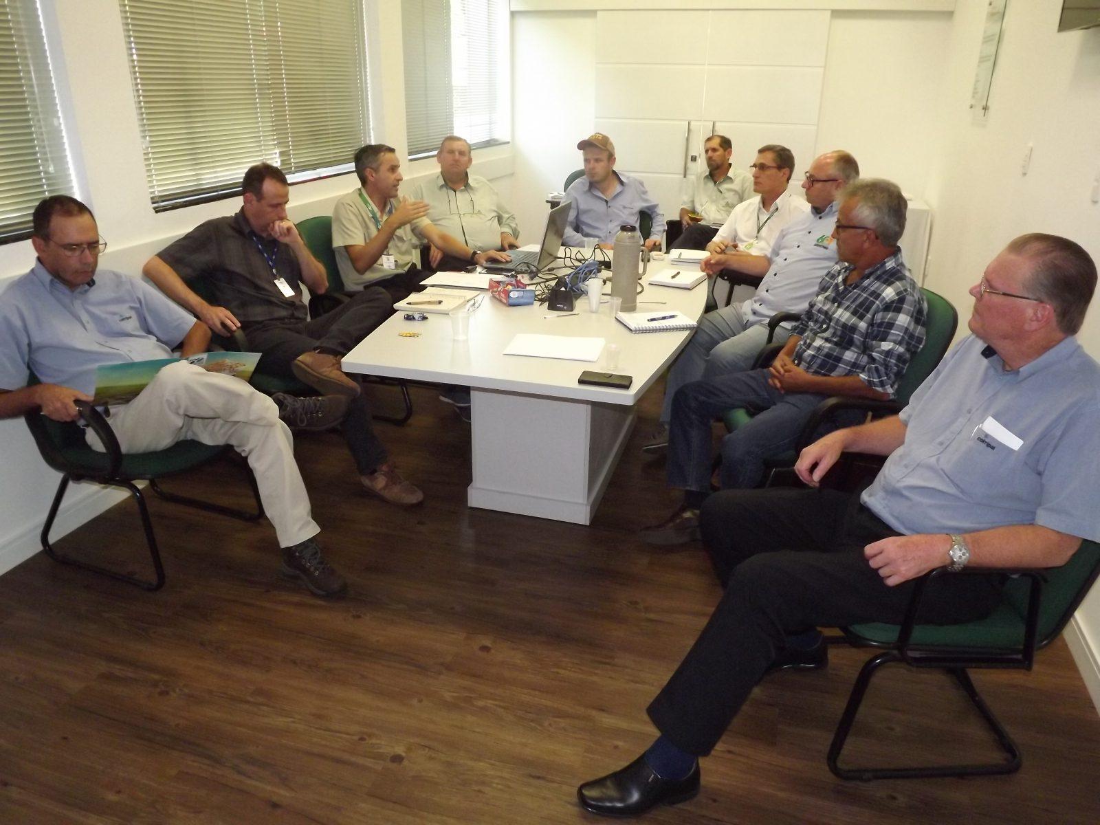 Cultura Do Trigo Em Debate Na Cotrirosa